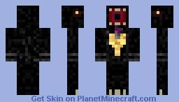 Black dragon (D.PL) Minecraft Skin