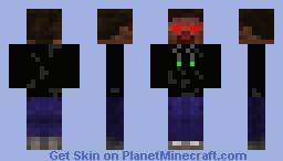 I will Kill you all! Minecraft Skin