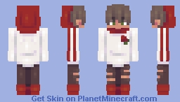 catsup or ketchup? Minecraft Skin