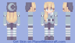this is a practice skin Minecraft Skin