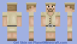 Cristopher Columbus Minecraft Skin