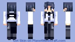 LOVEHOLIC Minecraft Skin