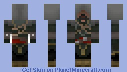 Ezio Auditore (Assassin's Creed: Revelations) Minecraft Skin