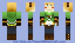 League of Legends: Ezreal Minecraft Skin