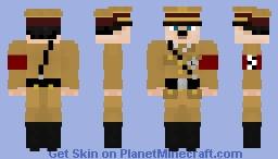 Führer Minecraft Skin