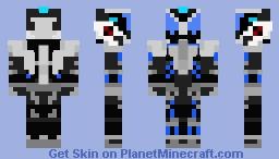 Archaeop Magia Chick Minecraft Skin