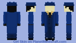 The Question (Justice League Unlimited) Minecraft Skin