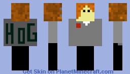 retarded hermione Minecraft Skin
