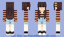 Coffee From Home Minecraft Skin