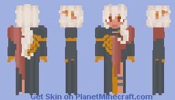 Kaeda [Personal] Minecraft Skin