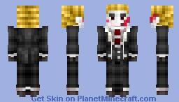 𝓜𝔂 𝓵𝓲𝓯𝓮 𝓱𝓪𝓼 𝓰𝓸𝓽 𝓽𝓸 𝓫𝓮 𝓵𝓲𝓴𝓮 𝓽𝓱𝓲𝓼... 𝓘𝓽'𝓼 𝓰𝓸𝓽 𝓽𝓸 𝓴𝓮𝓮𝓹 𝓰𝓸𝓲𝓷𝓰 𝓾𝓹. Minecraft Skin