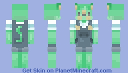 Pickle The Cat GiftSkin PART 1 Minecraft Skin
