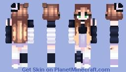 `+* Rebellious *+` Minecraft Skin