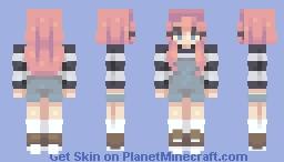 calendar Minecraft Skin