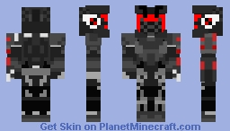Battle Magia Minecraft Skin