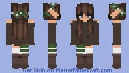 Nature Elf   Nayoung Minecraft Skin