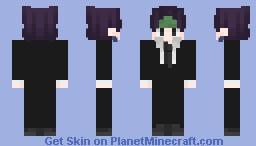『 Chrollo Lucilfer 』 Minecraft Skin