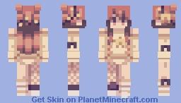ivy (st!!) Minecraft Skin
