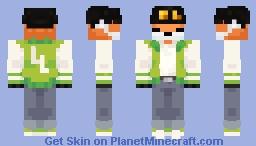 fundy - lime llamas (2/4) Minecraft Skin