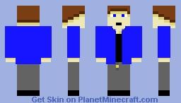 Miles Minecraft Skin