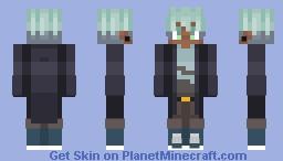 Matvei Blair Minecraft Skin