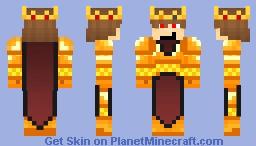 DarthKilliverse (Nether Lord) (64x64 Version) Minecraft Skin