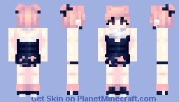 [Kari] ET CETERA Minecraft Skin