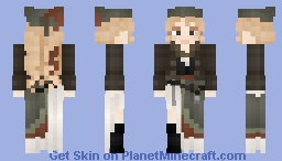 7 Seas Contest Minecraft Skin