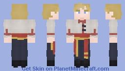 HZ ~ Henri Minecraft Skin
