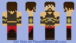 dastan Minecraft Skin
