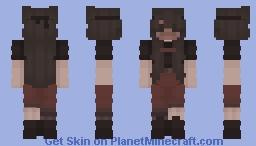 Faded (Matching) Minecraft Skin