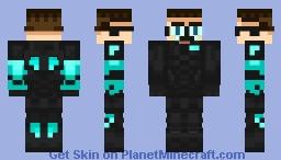 Forgotten Rebublic JamesTDG (No Helmet) | Entry for Wish - Themed Skinning Contest Minecraft Skin