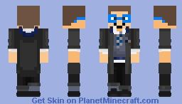 Winter skin Minecraft Skin