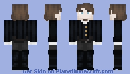 A mega fancy dude, woah Minecraft Skin