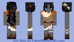 Dark Dwarf/Mountain Dwarf Farirdir Minecraft Skin