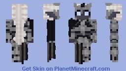 Fareea (BOV Gods) Minecraft Skin