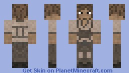 Farmer- Villager Changerv1.3 Minecraft Skin