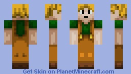 Famer Minecraft Skin