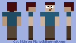 Fart Garfunkel Minecraft Skin