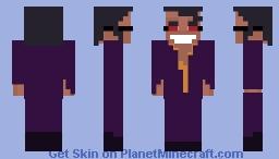 Fast Eddy Minecraft Skin