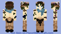 Faun [Request] [Don't use in RP servers] Minecraft Skin