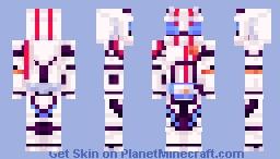 Kamen Rider Mach [KR Drive] - 仮面ライダーマッハ--ドライブ Minecraft Skin
