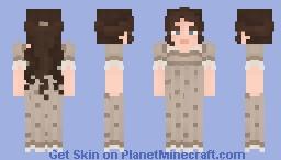 HZ ~ Nancy 4 Minecraft Skin