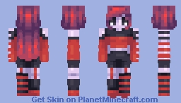 [Kari] Out of This World || Skin Fight Minecraft Skin