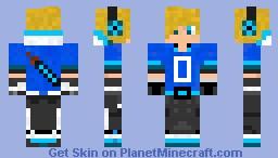 Partner Minecraft Skin