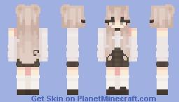 Bookworm II CE Minecraft Skin