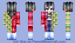 Giyu Tomioka Minecraft Skin