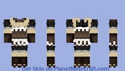 An Eskimo Parka Minecraft Skin