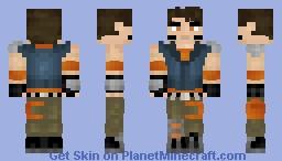 Mad Ben | Ben 10 Minecraft Skin