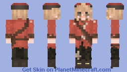 Victor Grantz - IDV Minecraft Skin
